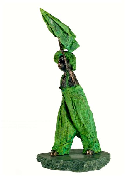 62 cm. Bronze. Edition 15<br /><br />62 cm. Bronze. Edition 15