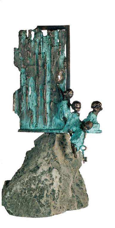 60 cm. Bronze. Edition 15 <br /><br />60 cm. Bronze. Edition 15